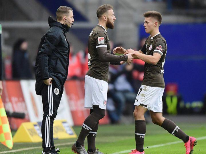"""Derby-Aus nach 33 Minuten: Luhukay über Becker: """"Ich glaube, er war nervös"""""""