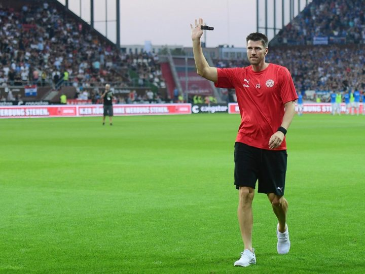 "St. Pauli-Legende Boll in Kiel: Hinspiel verloren – ""aber wir waren besser"""