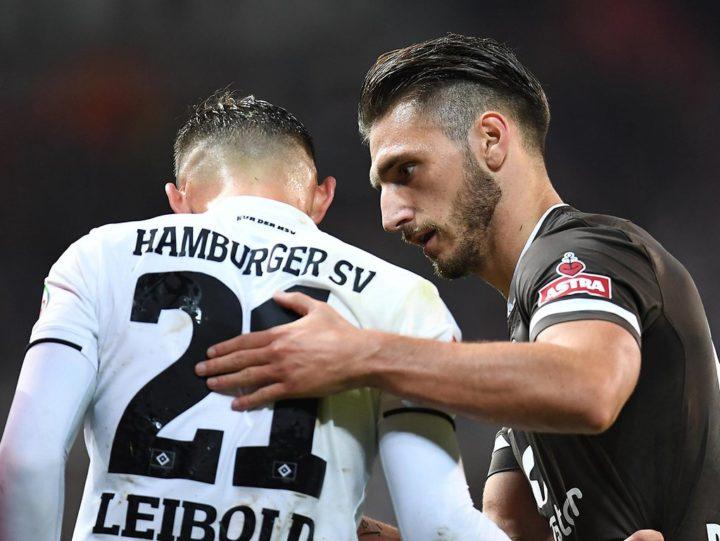 Wie sich St. Pauli und HSV seit Wochen ungewollt Schützenhilfe geben