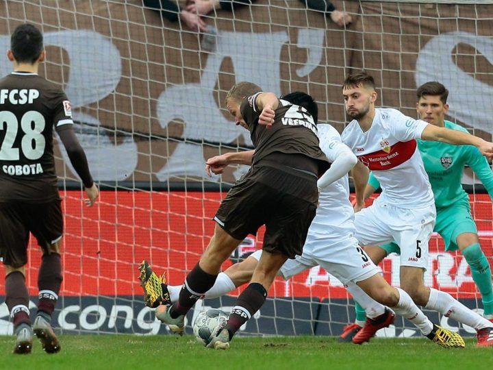 1:1 gegen Stuttgart: St. Pauli klaut sich selbst zwei Punkte