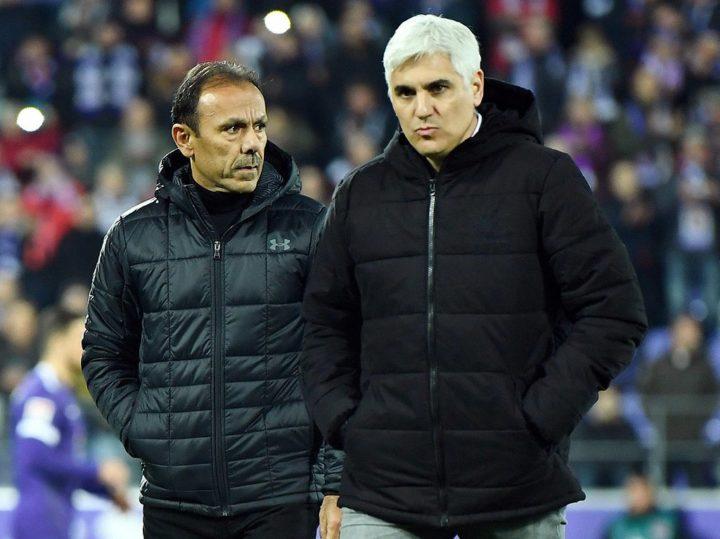 Luhukay unter Druck: Wackelt St. Paulis Trainer? Das sagt Sportchef Bornemann