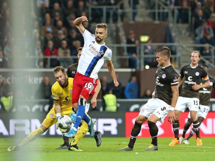 Robin Himmelmann: Vor diesen HSV-Spielern warnt der St. Pauli-Torhüter