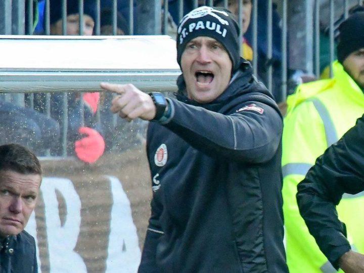 St. Pauli-Torwarttrainer Mathias Hain kämpft für Gerechtigkeit