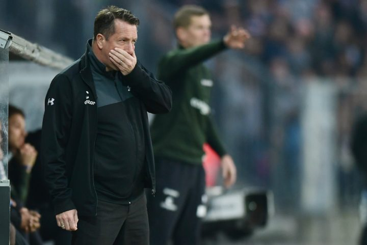 Heute vor einem Jahr: Kauczinskis letztes Heimspiel als St. Pauli-Trainer