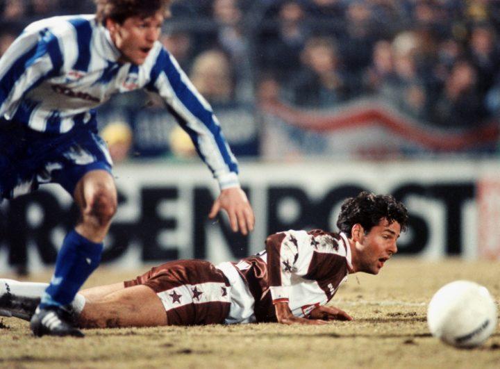 Heute vor 24 Jahren: Joker Kay Stisi erfüllt sich gegen Rostock einen Traum