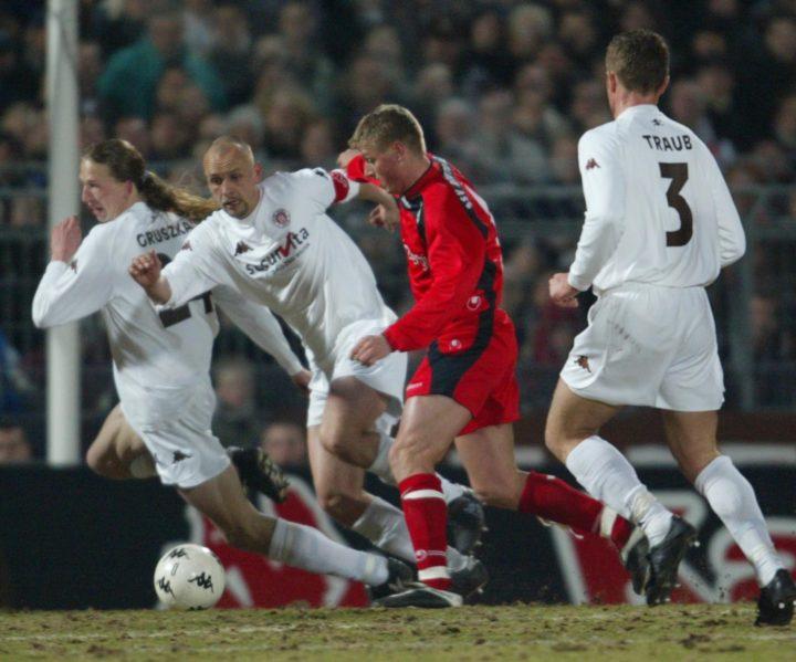 Heute vor 17 Jahren: St. Pauli taumelt in Überzahl der 3. Liga entgegen