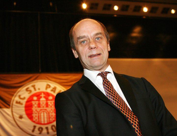 Heute vor 13 Jahren: Als Corny Littmann doch St. Pauli-Präsident blieb