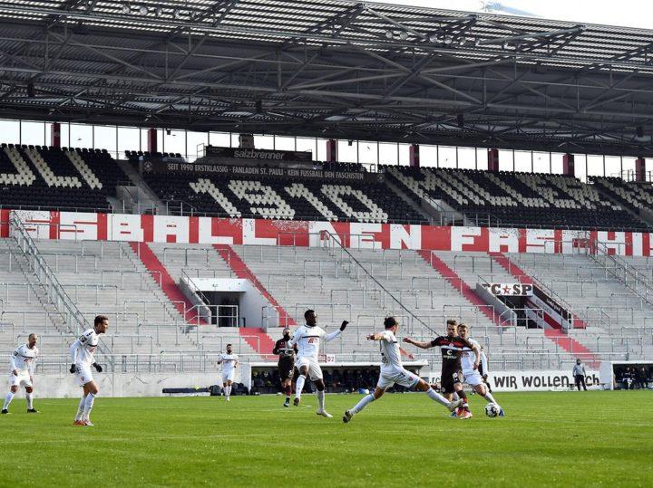 Sonntag gegen Nürnberg: St. Pauli mit Geisterspiel am Millerntor!