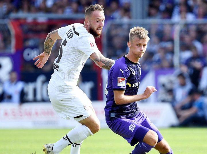 Jetzt im Liveticker: So läuft es für den FC St. Pauli gegen Osnabrück