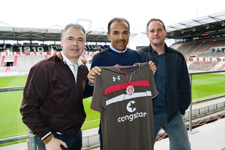 Heute vor einem Jahr: Jos Luhukay ist der neue Hoffnungsträger bei St. Pauli