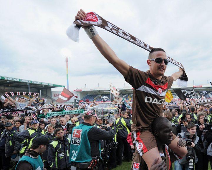 Endlich! Der FC St. Pauli steigt in die Bundesliga auf