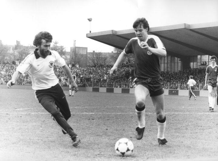 Breitner & Co.: Die DFB-Elf spielt gegen die A-Jugend des FC St. Pauli