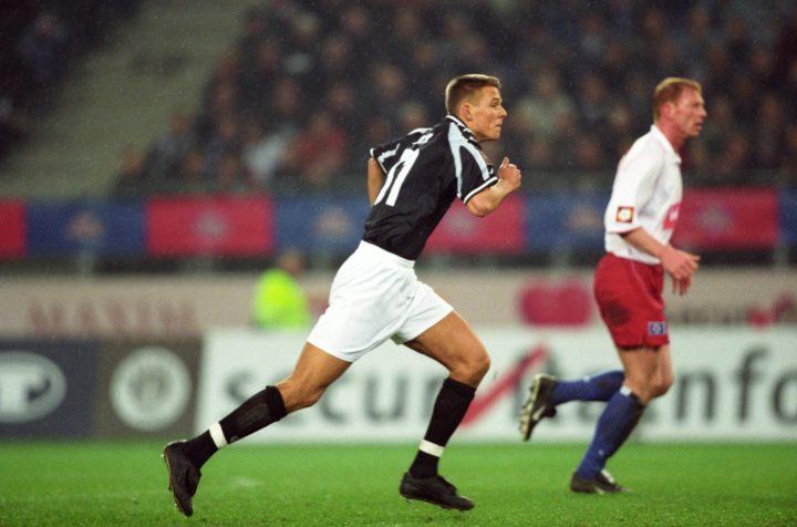 Ausgerechnet im Derby: Alex Meier gibt sein Bundesliga-Debüt