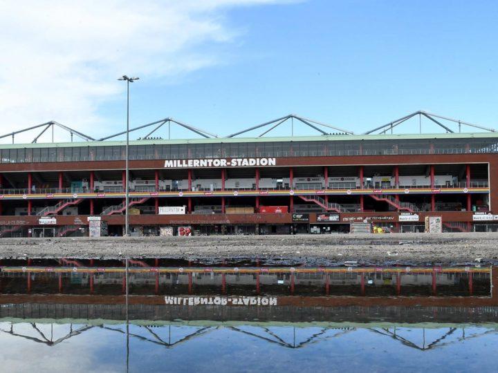 Wie der FC St. Pauli das Millerntor am Leben hält