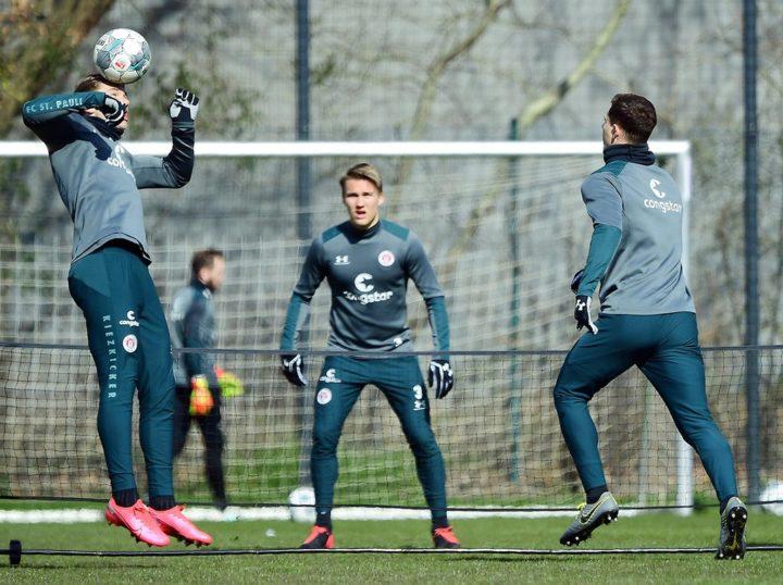 Ausnahmegenehmigung: Hamburg erlaubt St. Pauli das Training!