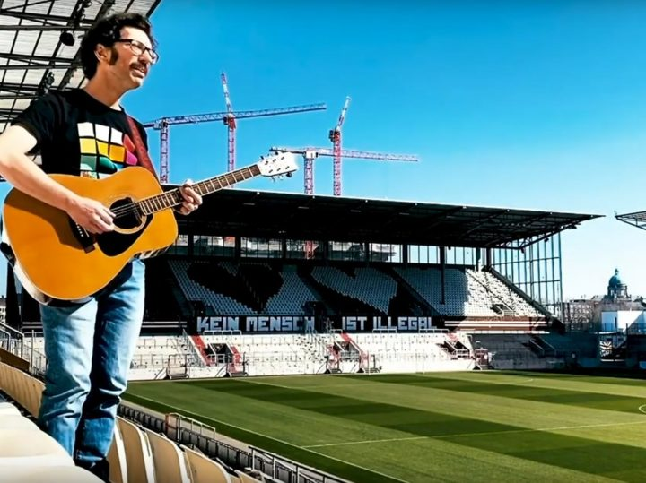 Hymne wird zum YouTube-Hit! Hier singen die Profis des FC St. Pauli