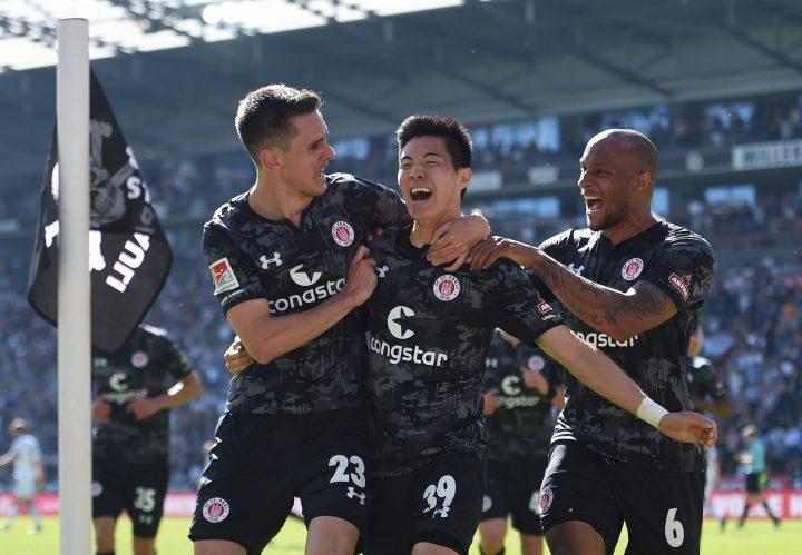 """""""Größte Moment meiner Karriere"""": Park schießt St. Pauli zum Klassenerhalt"""