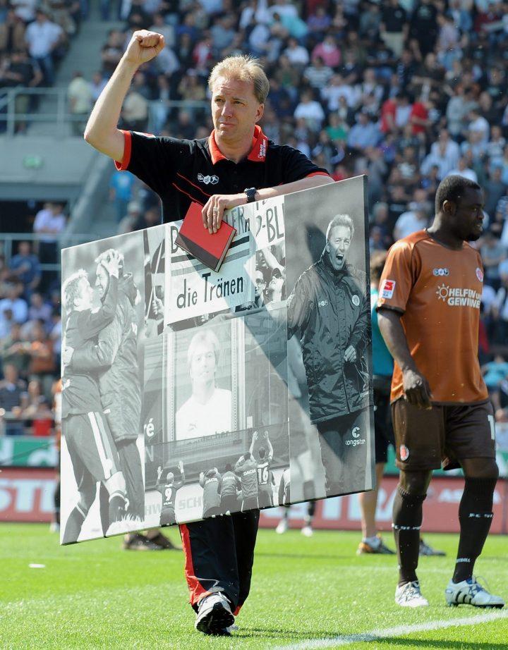 Bitterer Abschied: St. Pauli wird vom FC Bayern vorgeführt