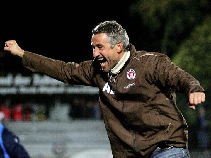 FC St. Pauli: Ex-Trainer Andreas Bergmann soll Altona 93 übernehmen