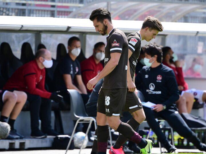 Abgang angeblich fix: Dimitrios Diamantakos vor Wechsel zu Hajduk Split