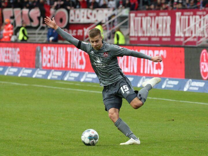 Ex-HSVer mit verblüffender Karriere: Nürnbergs Fabian Nürnberger ist Hamburger