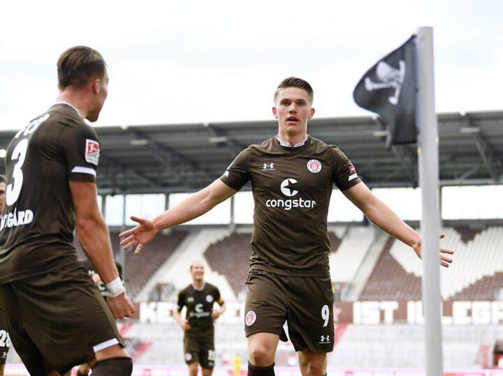 Viktor Gyökeres: Der FC St. Pauli hofft noch auf eine Zukunft mit ihm