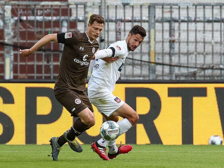 St. Pauli-Noten gegen Heidenheim: Zweimal die 2, ein Duo enttäuscht