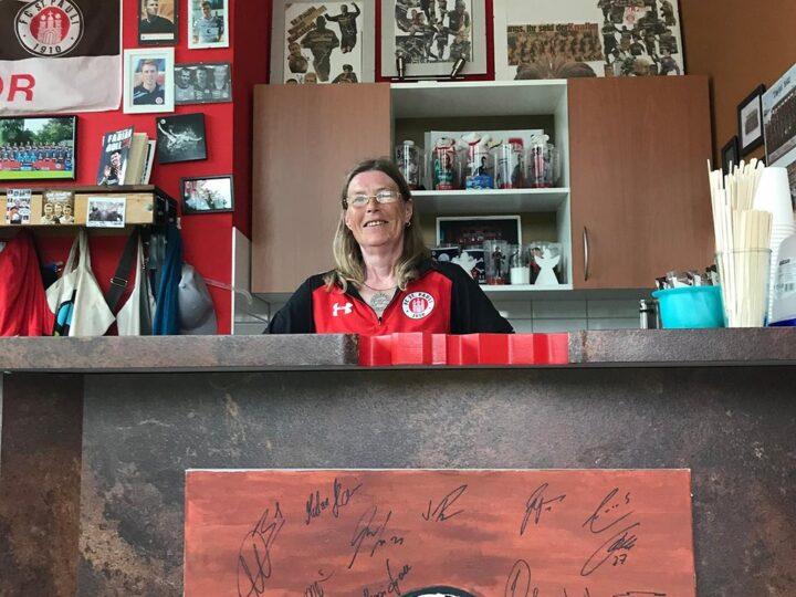 Birgid Hönig: Darum leidet St. Paulis gute Seele von der Kollaustraße