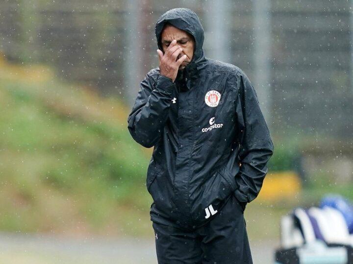 0:4 in Darmstadt: Hat sich St. Pauli-Trainer Luhukay verzockt?