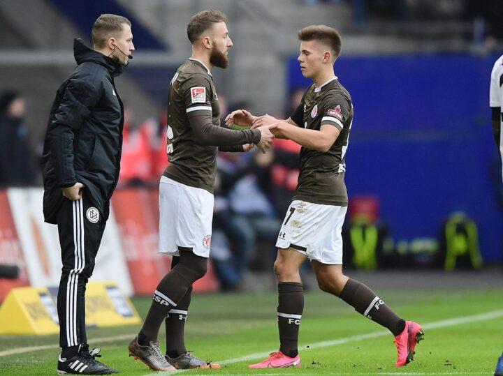 Wegen Corona: Das hält der FC St. Pauli von der neuen Wechsel-Regel