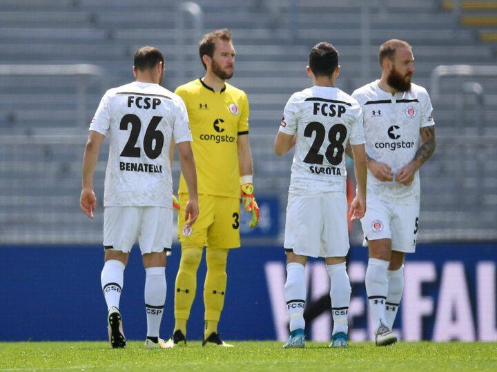Wut bei Sportchef Bornemann: St. Pauli kann nicht auswärts!