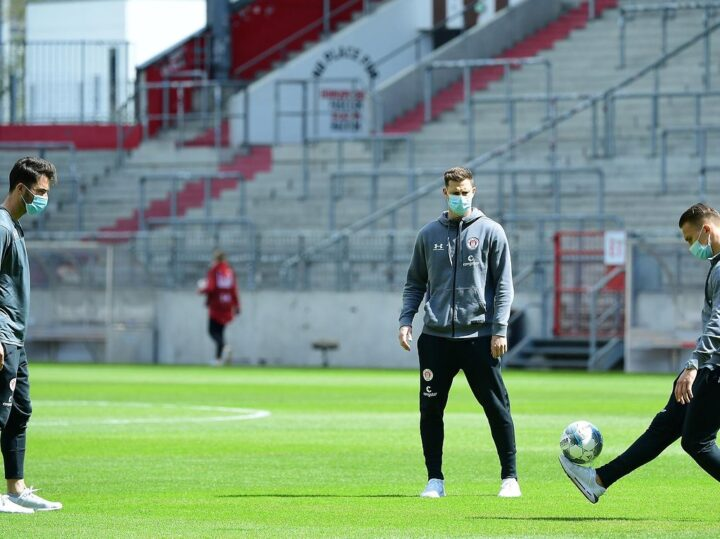 Liveticker: So läuft St. Paulis Geisterspiel gegen Nürnberg