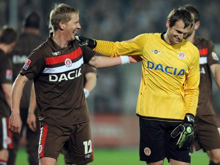 Ein Duo erinnert sich: So verrückt war der St. Pauli-Aufstieg von 2010