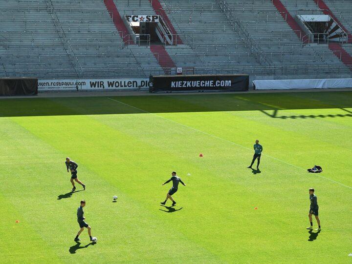 Nach Corona-Tests: St. Pauli will Ergebnisse nicht verraten