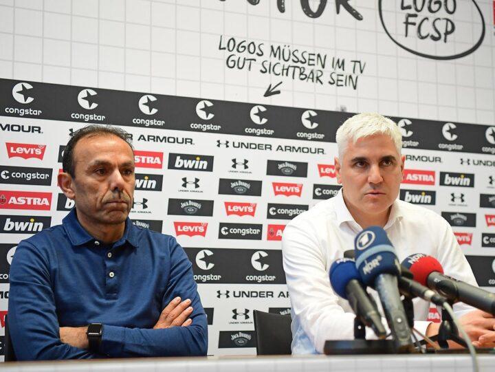 St. Pauli-Bosse halten an Trainer Luhukay fest – mit klarer Forderung