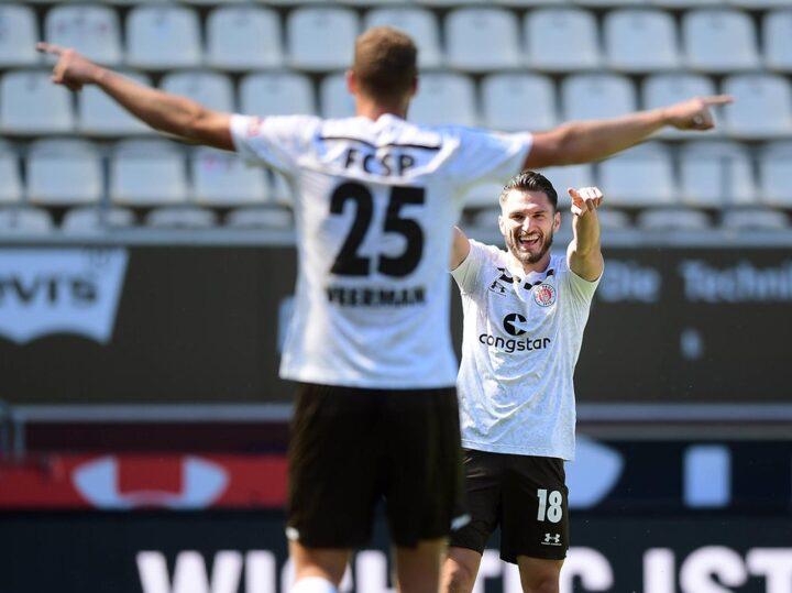 Deshalb verlässt Top-Knipser Diamantakos den FC St. Pauli