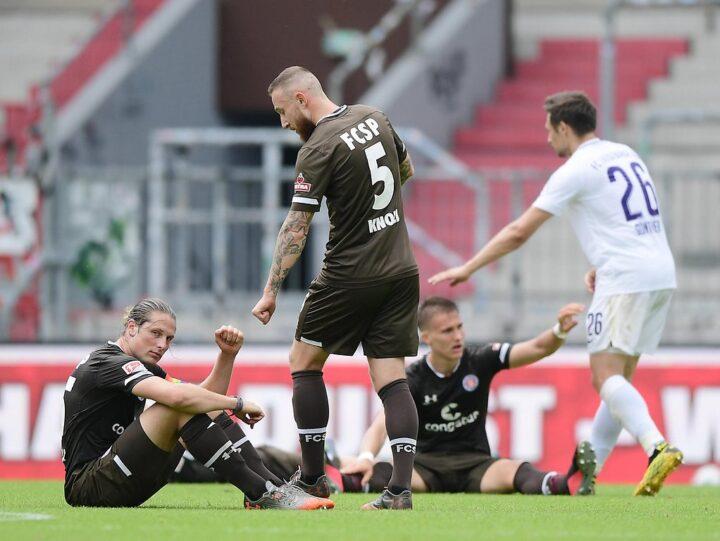 St. Pauli-Noten gegen Aue: Kein Totalausfall – vier Profis bekommen die 2