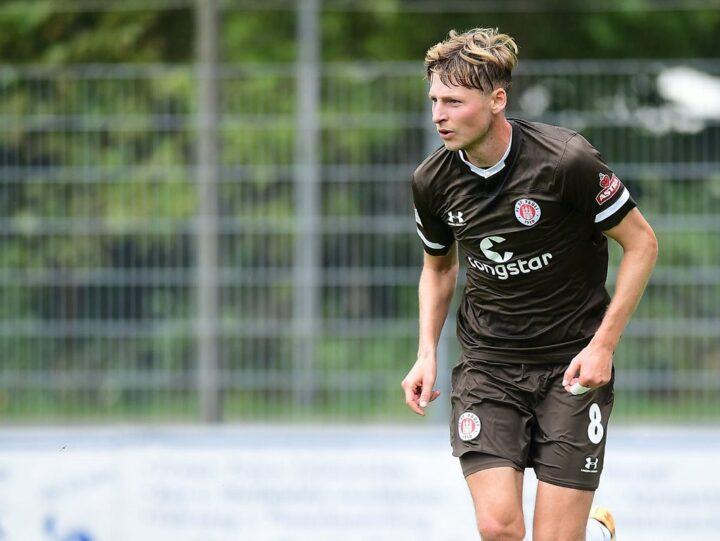 Marc Hornschuh: Morgen letztes Training beim FC St. Pauli
