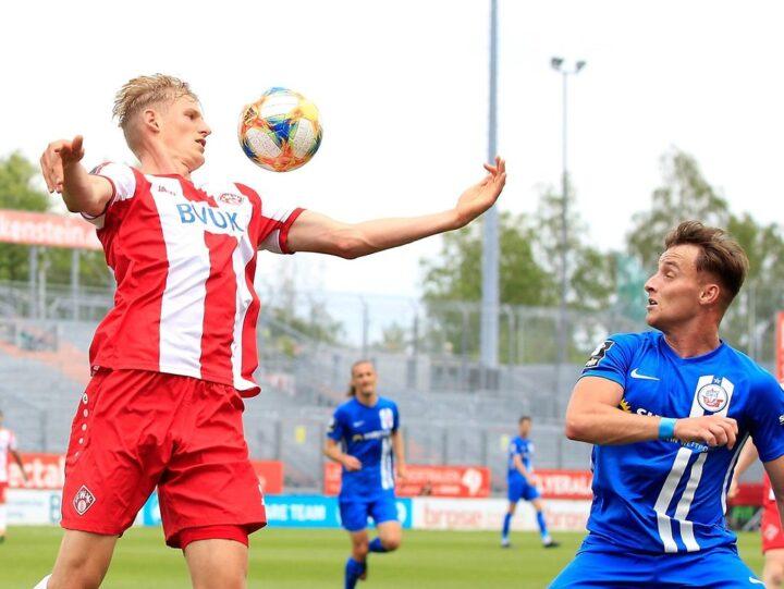 3. Liga: Böser Schock für Nehrig – Hoffmann und Co. versenken Hansa