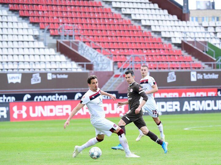 Letztes Heimspiel: Dieses Geister-Finale erspart St. Pauli die Wut der Fans