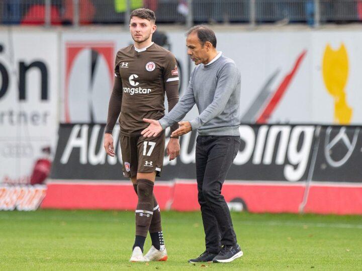 Nur fünf von 13 dabei: FC St. Pauli mit Abwehrnöten nach Bochum