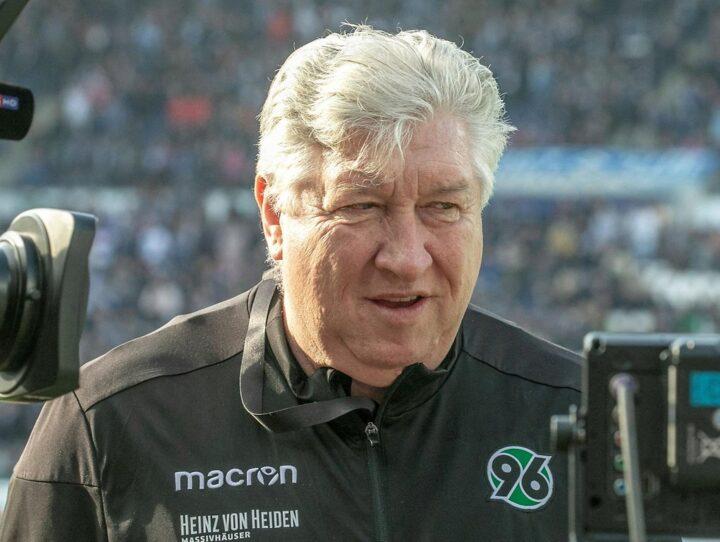 """Klare Ansage von Hannover-Legende: """"So wie bei Luhukay geht es nicht!"""""""