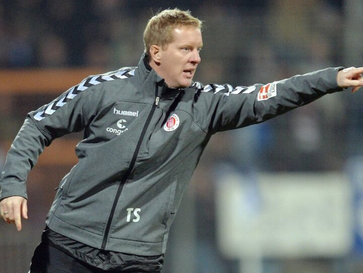 St. Paulis Trainersuche: Wird Timo Schultz ein Kandidat?