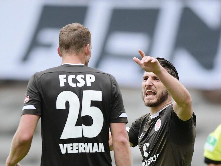 St. Pauli-Trainer Luhukay bedauert Abgang von Diamantakos