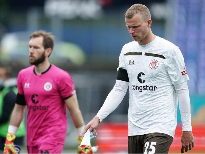 Verlängerung oder Wechsel!: St. Paulis Top-Stürmer Henk Veerman am Scheideweg