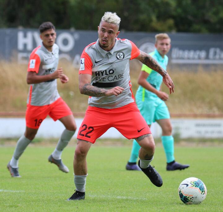 St. Pauli-Trainer Schultz warnt vor Elversbergs Spanier