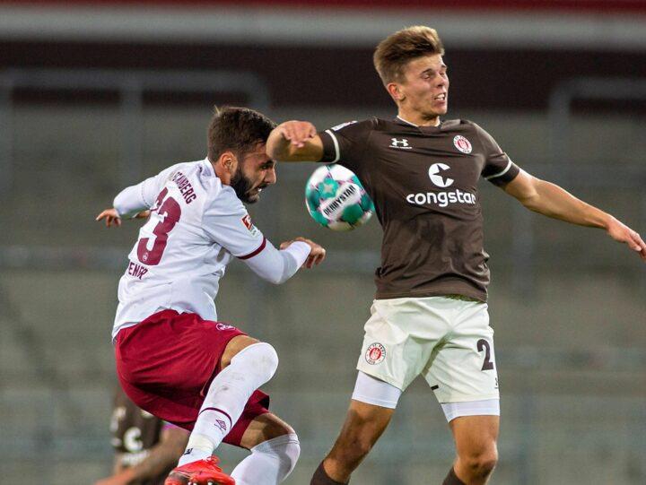 """St. Paulis Juwel: Schultz verbietet Finn Ole Becker das """"Finn-Ole-Becker-Spiel"""""""