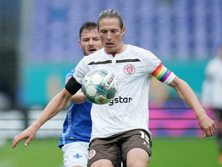Jetzt im Liveticker: So läuft es für den FC St. Pauli in Darmstadt