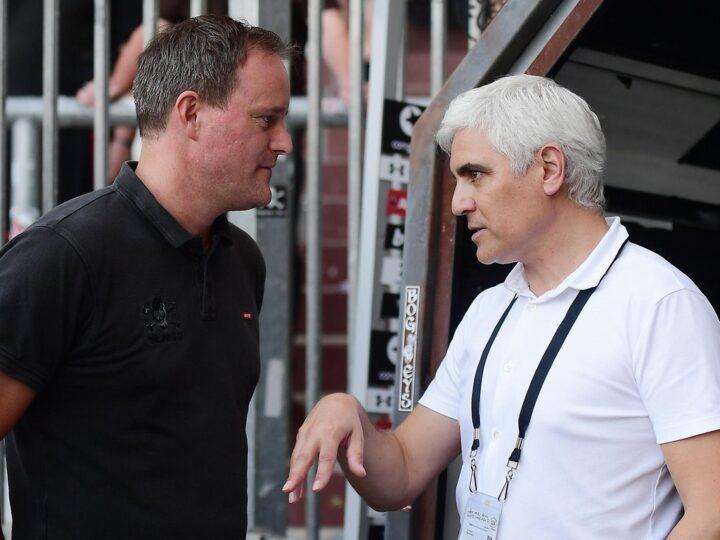 Struktur-Plan: Sportchef könnte das Präsidium erweitern