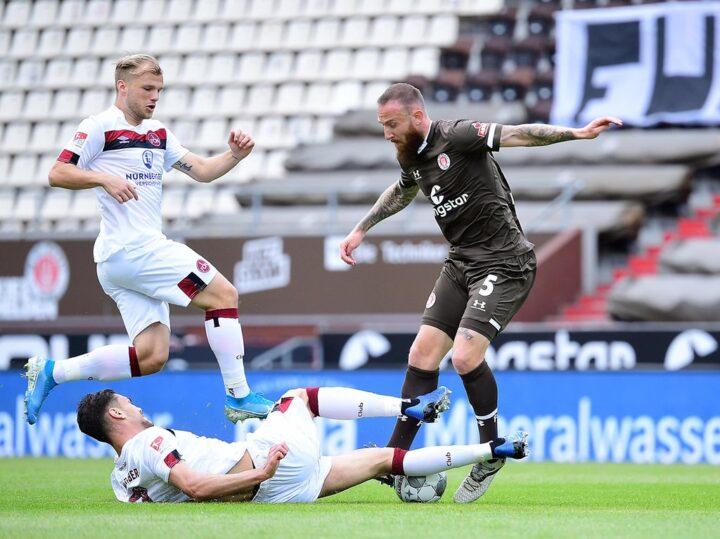 Hamburger positiv getestet: Corona-Fall beim St. Pauli-Gegner – Spiel findet statt